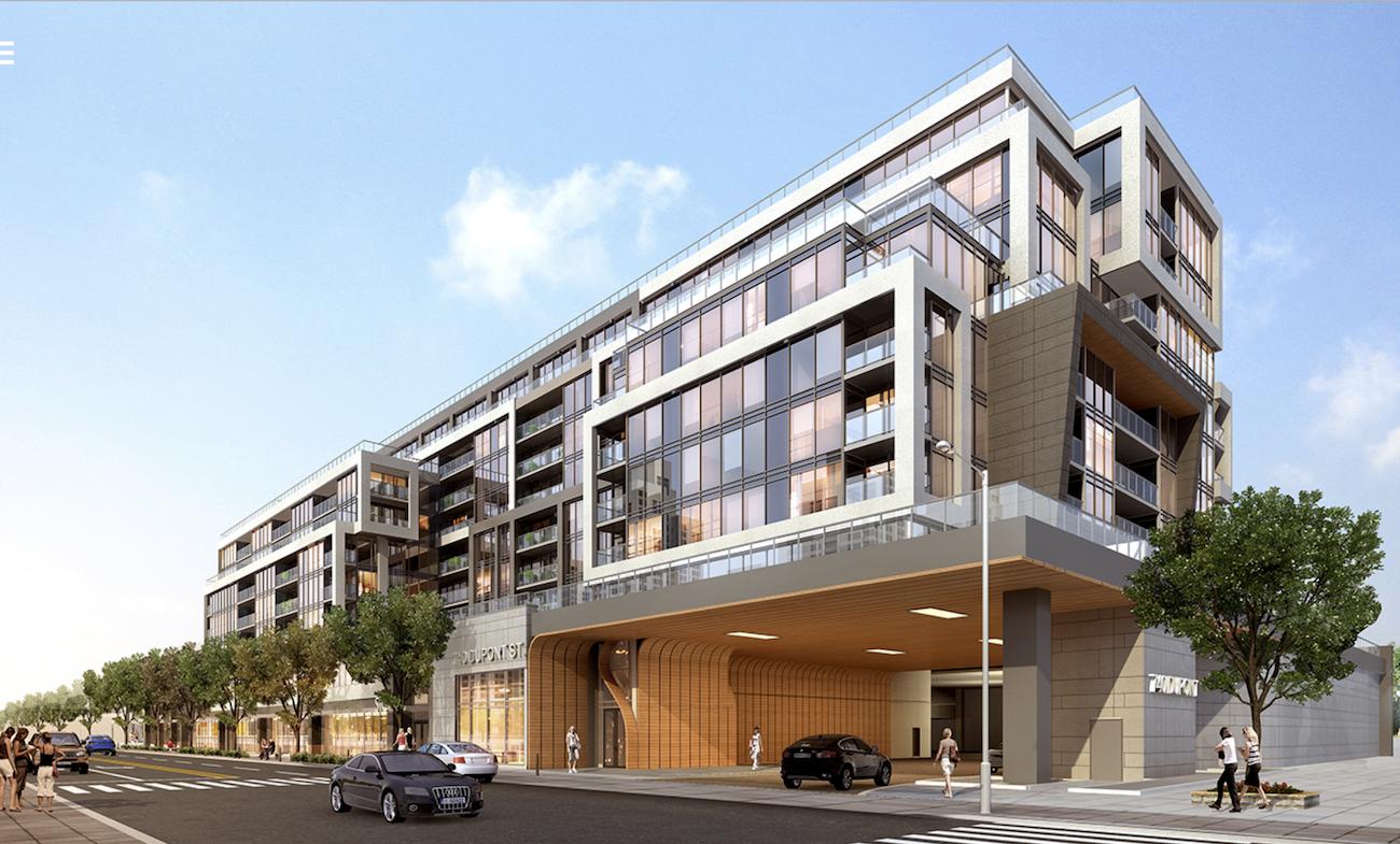740 Dupont Street Condominium, Toronto, Ontario