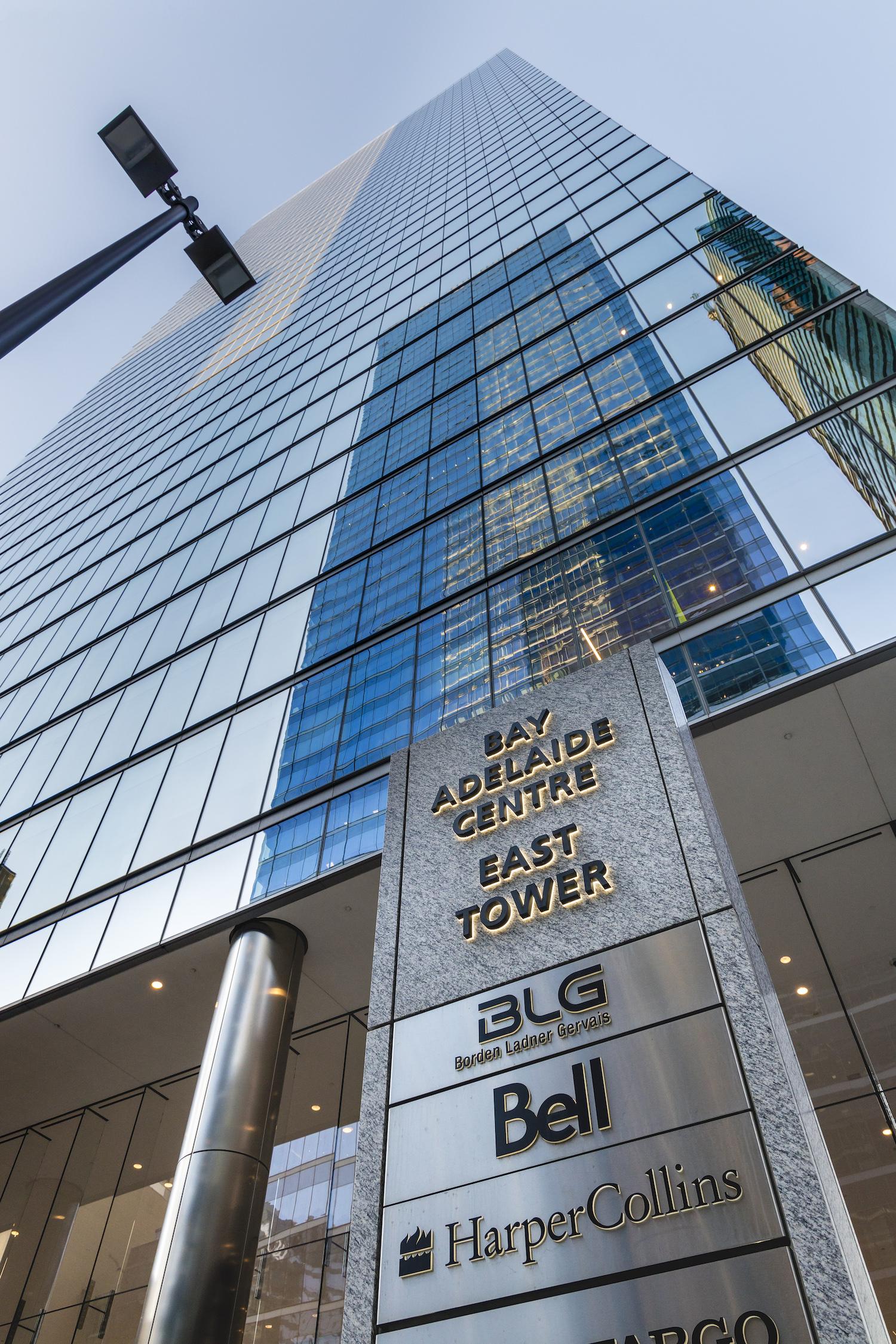 Bay Adelaide East, Tower & Podium, Toronto, Ontario