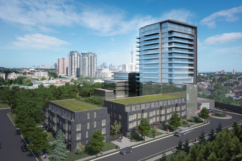 East Junction Condominium, Toronto, Ontario