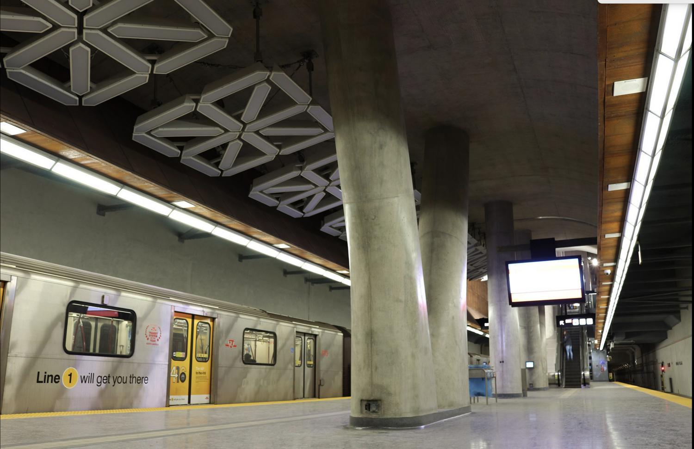PioneerVillage TTC Station, Toronto, Ontario