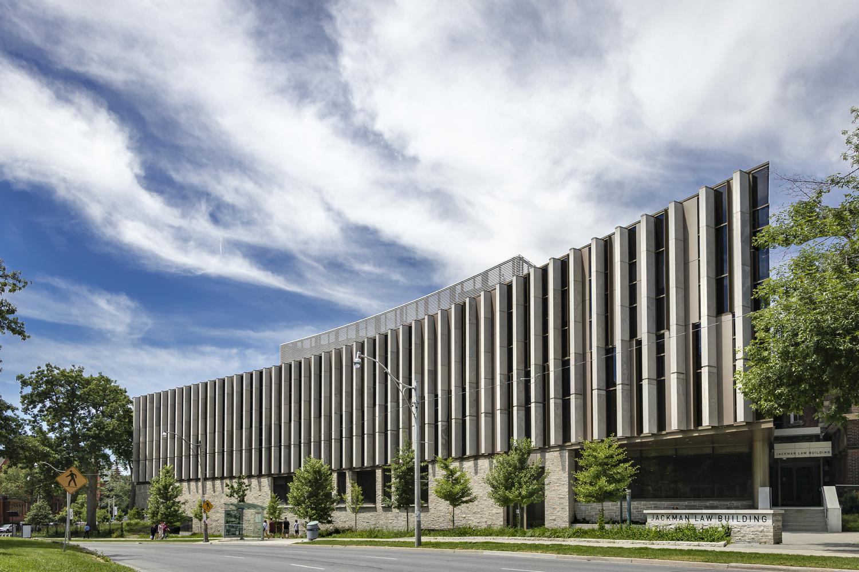 U of T Jackman Law Building, Toronto, Ontario