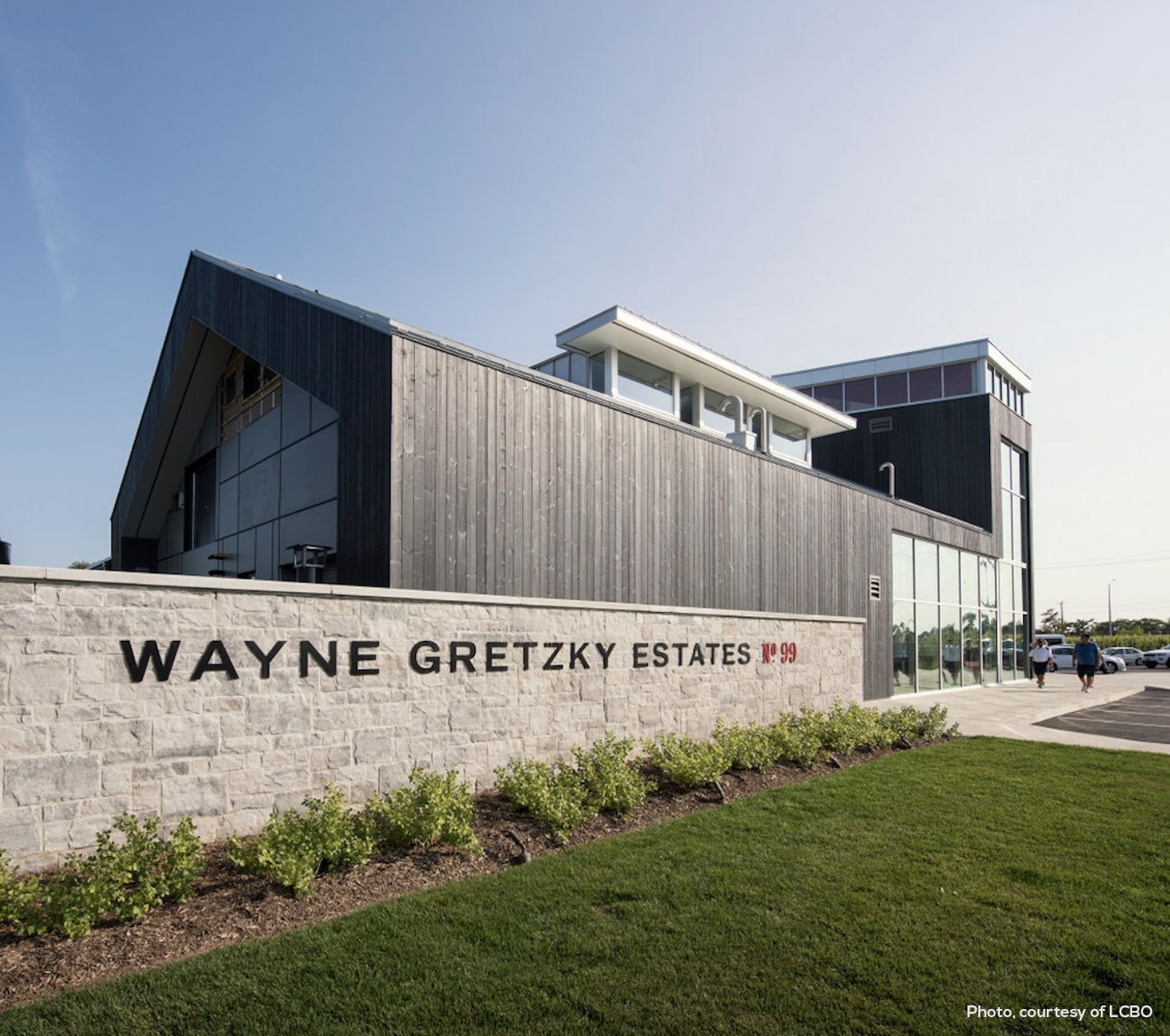 Wayne Gretzky Estate Winery & Craft Distillery, Niagara-on-the-Lake, Ontario
