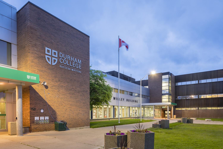 Durham College, Centre for Collaborative Education, Oshawa, Ontario