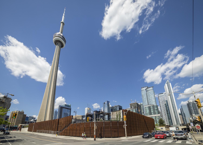 THESL Bremner Transformer Station, Toronto, Ontario